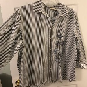 Alfred dunner 22w top